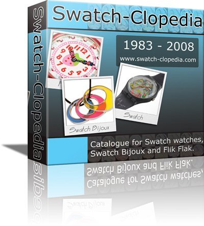 Swatch Clopedia 2008